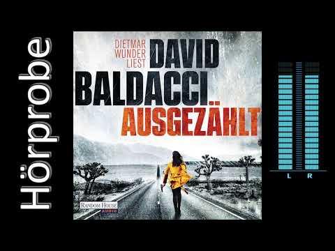 Ausgezählt YouTube Hörbuch Trailer auf Deutsch