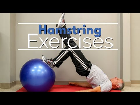 Top 3 Hamstring Exercises at Home, No Expensive Equipment Needed