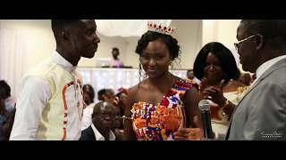 GHANAIAN TRADITIONAL MARRIAGE // ANTHONY & LAURENCIA HIGHLIGHTS // 2018