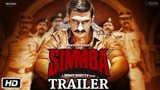 Simmba Movie Official Trailer   Release Date Confirm   Ranveer Singh, Sara Ali Khan