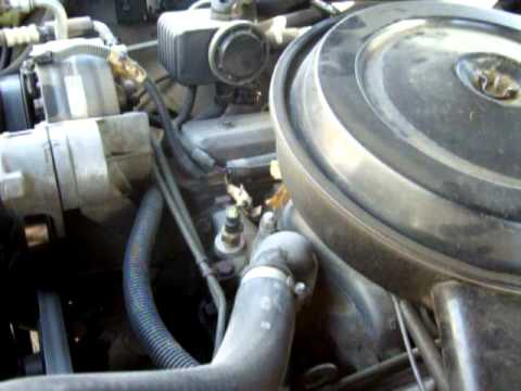 1989 chevy caprice stock 305 tbi youtube 1992 Camaro RS Engine Diagram 1989 chevy caprice stock 305 tbi