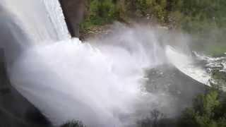 Dique de Los Molinos - Cascada