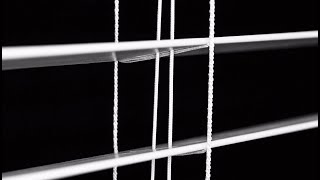How to Re-string a Horizontal Blind with Looping Lift Strings