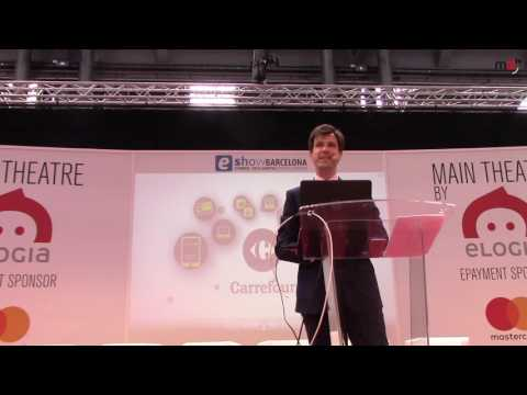 eShow Barcelona 2017: Clément Marty (Carrefour)