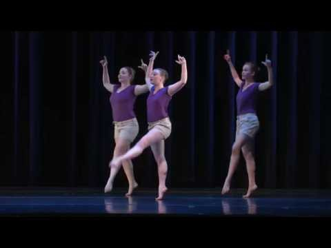 Leah Glenn Dance Theatre - Millennium Stage (May 28, 2016)