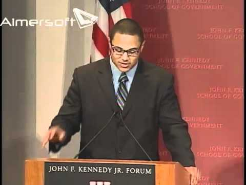 Harvard Kennedy School MPP Class Day Speech 2010 - Chris Arlene