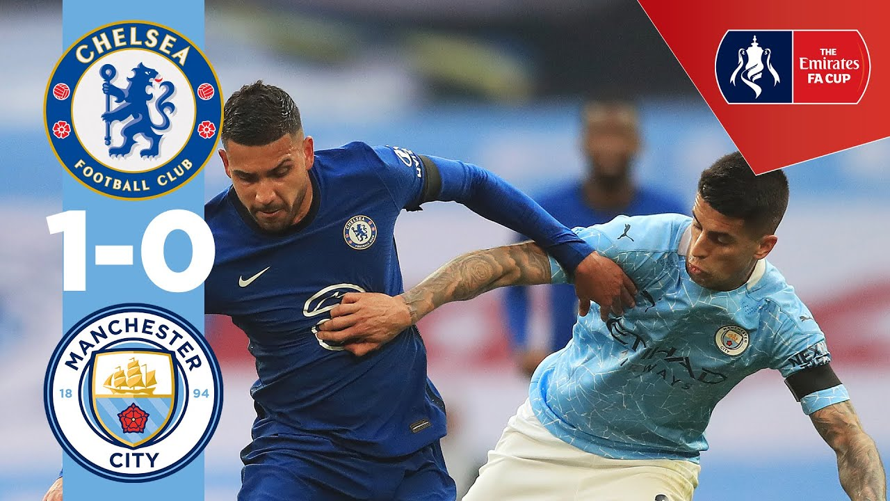 HIGHLIGHTS | CHELSEA 1-0 CITY | FA CUP SEMI-FINAL