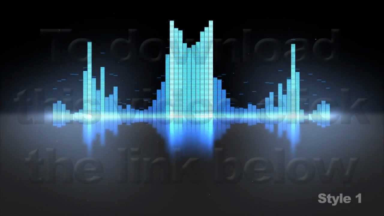 Equalizer VU Meters Modern Audio - 2 Styles Loop - YouTube on scotland screensavers and wallpaper, audio wave wallpaper, butterfly screensavers and wallpaper,