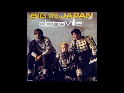 Alphaville - Big In Japan (Original Extended Version)