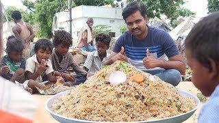 Traditional Kichdi Recipe | How to Make Kichdi | Kichdi for homeless | Street kitchen