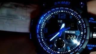 Фото Продолжение распаковки часов Skmei1155B 2часть