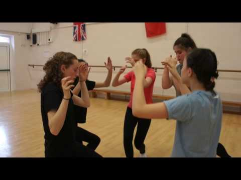 Big Dance Pledge 2016 - MTW and Clapton Girls Academy