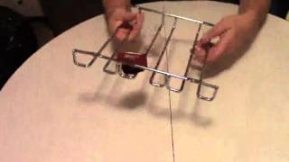 Sorbus Under Cabinet Wine Glass Rack and Stemware Holder Review