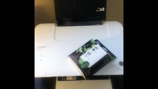 THIS PRINTER SUCKS! HP Deskjet 1512 and HP Combo-pack 61 Black 61 Tri-color INK Product Review