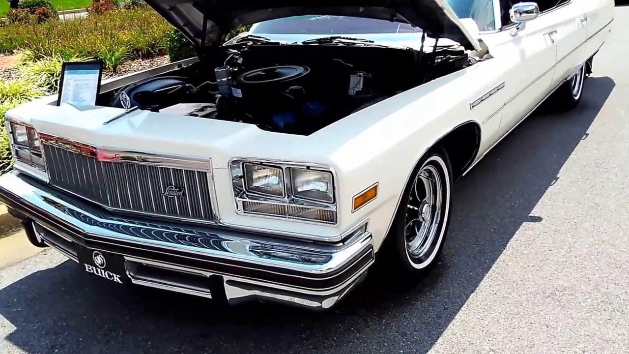 1976 Buick Electra Limited 455 V8 - YouTube