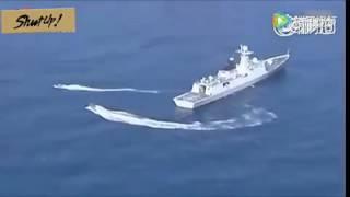 为祖国点赞 中国海军与海盗真枪实战 生擒海盗 救出船员