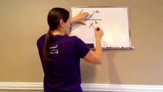 Saxon Math Algebra 1-Lesson 40-Quotient Rule for Exponents + Distributive Property w/ Negative Expon