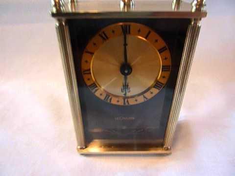 Jaeger LeCoultre / Reuge musical alarm clock