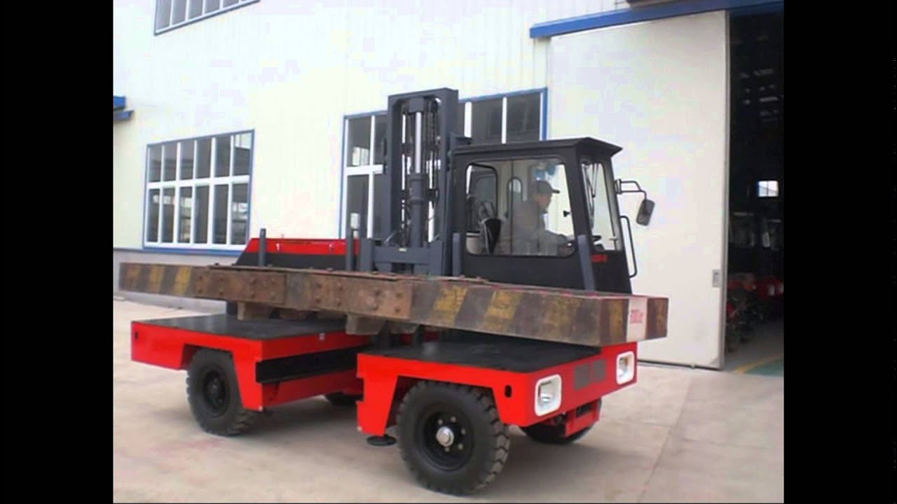 Wolwa High Quality Side-loading Forklift Truck