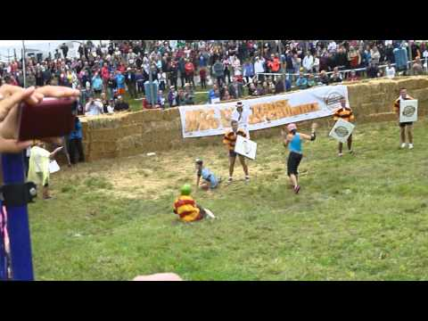 Canadian Cheese Rolling 2013