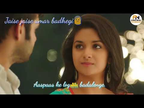 The super khiladi 3 😍 romantic dialogue 😍 WhatsApp status