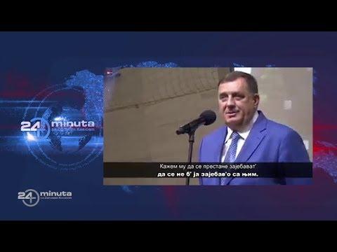 Šta se desi ako ne glasaš za Dodika?