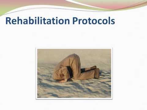 Rehabilitation follwing rotator cuff repairs: risk of retear