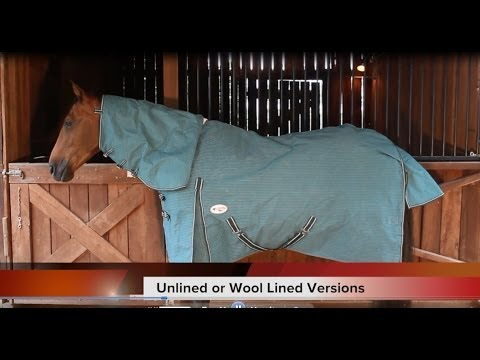 Caribu Canvas Horse Rug Overview Video