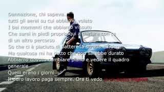 See you again - Wiz Khalifa Traduzione Italiano