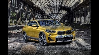 2018 The new BMW X2 first glance