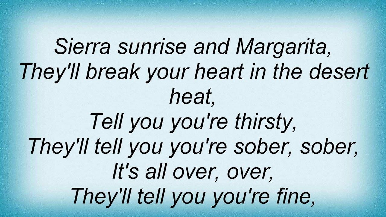 Terrorvision - Tequila Lyrics - YouTube