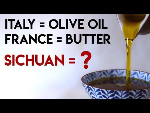 Southwest China's Foundational Rapeseed Oil (菜籽油简介)