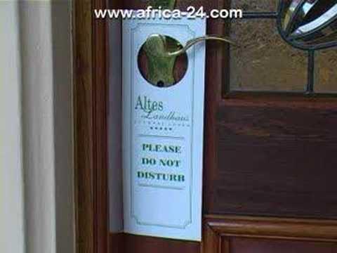 Altes Landhaus Lodge Oudtshoorn South Africa - Africa Travel Channel