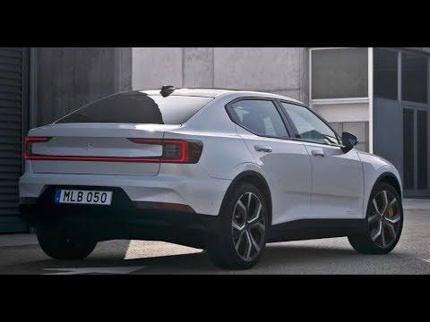 Volvo Polestar 2   The Best Coupe SUV  2020