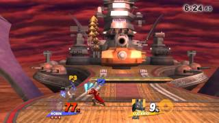 [Smash 4][Grand Finals] Croi (Lucario+) vs Raziek (Robin+)