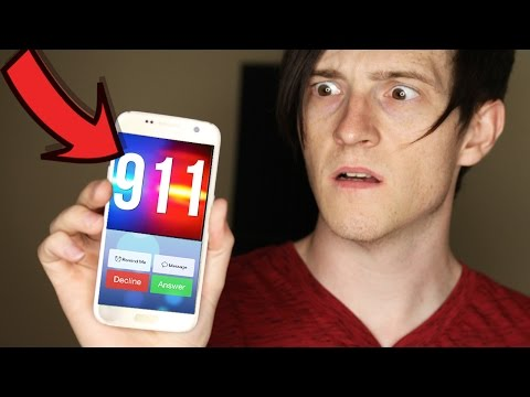 CALLING 911!!! THEY ANSWERED OMG!!! 😱CAME TO MY HOUSE! | 911