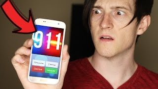 CALLING 911!!! THEY ANSWERED OMG!!! 😱CAME TO MY HOUSE! | 911 Operator