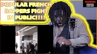 L'intégralité De La Bagarre De BOOBA & KAARIS REACTION!!!! || BOOBA VS KAARIS FIGHT REACTION!!