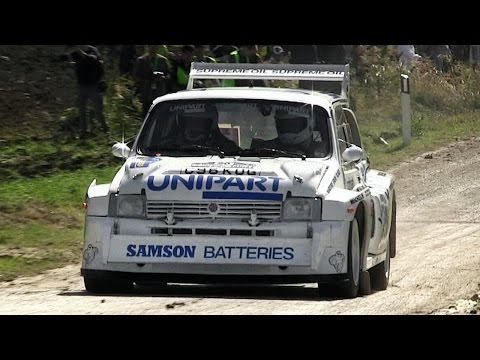 MG Metro 6R4 Group B Rally Sound - Rally Legend San Marino