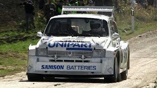 MG Metro 6R4 Group B Rally Sound - Rally Legend San Marino