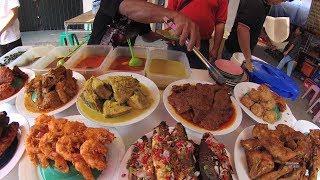 Download Video Jakarta Street Food 4003 Part.1 Nasi Padang Mantap Sudah Tanah Abang Blok F YDXJ0210 MP3 3GP MP4