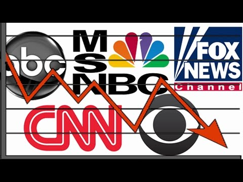 Trust In Corporate Media Is Historically Low