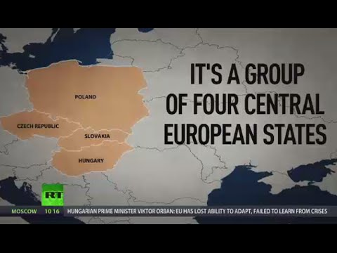 Ever heard of Visegrad? Group of Central European states not happy with Merkel's refugee policy