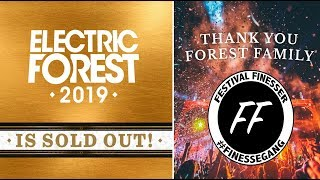 ELECTRIC FOREST SOLD OUT! HERE'S HOW TO GET TICKETS IF YOU MISSED THEM!