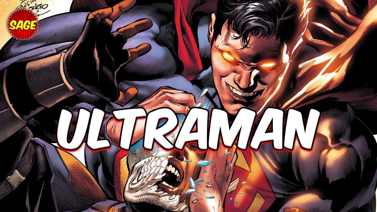 Who is DC Comics' Ultraman? Brutal Superman Addicted to Kryptonite!