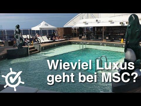 Ein Tag im MSC Yacht Club - Vlog #4 - MSC Seaview (2018)