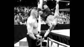 John Cena Vs Brock Lesnar Extreme Rules 2012 Highlights Song(Booraye) 2012 with download