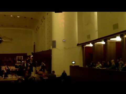Inside the Liverpool Philharmonic Hall