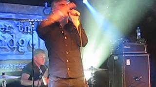 The Undertones - Male Model - Under the bridge London 28/7/2012