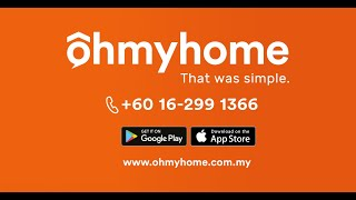 Ohmyhome App | Buy, Sell, Lease or Rent Your Property Fast in Malaysia without an Agent! screenshot 2